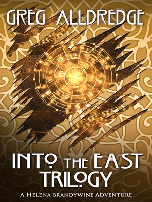 cover image of Into the East Trilogy