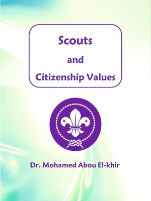 cover image of Scouts and Citizenship Values