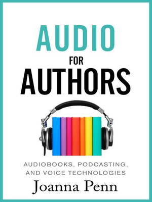 cover image of Audio For Authors