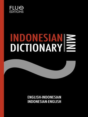 cover image of Indonesian Mini Dictionary