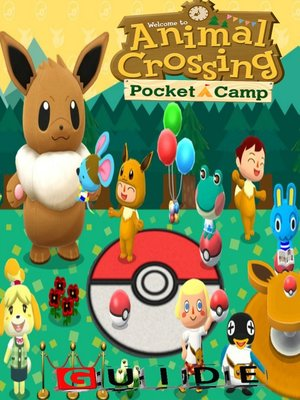 cover image of Animal Crossing Pocket Camp Complete Tips and Tricks