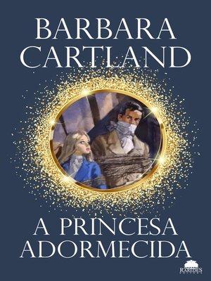 cover image of A princesa adormecida