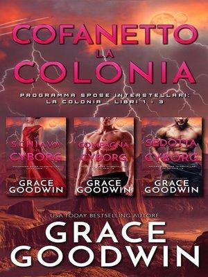 cover image of Cofanetto La Colonia