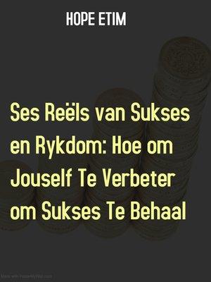 cover image of Ses Reëls van Sukses en Rykdom