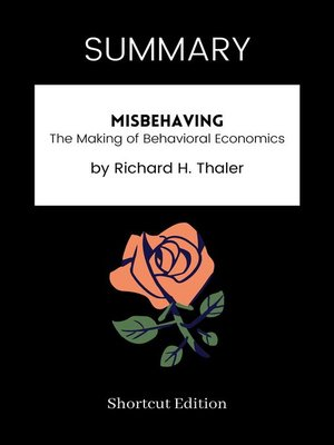 cover image of SUMMARY--Misbehaving