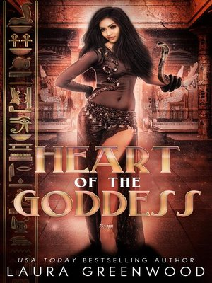 cover image of Heart of the Goddess