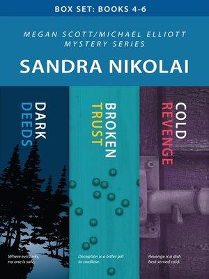 cover image of Megan Scott/Michael Elliott Mystery Series Box Set