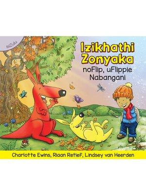 cover image of Izikhati Zonyaka noFlip, uFlippie Nobangani