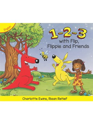 cover image of 1-2-3 with Flip, Flippie and Friends