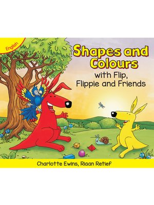 cover image of Shapes and Colours with Flip, Flippie and Friends