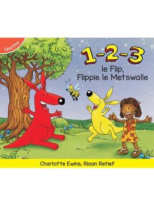 cover image of 1-2-3 le Flip, Flippie le Metswalle