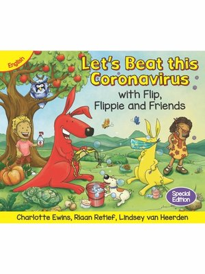 cover image of Let's Beat this Coronavirus with Flip, Flippie and Friends