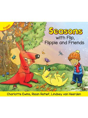 cover image of Seasons with Flip, Flippie and Friends