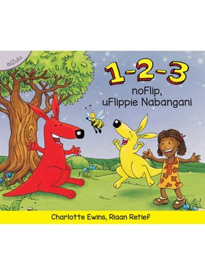 cover image of 1-2-3 noFlip, uFlippie Nobangani