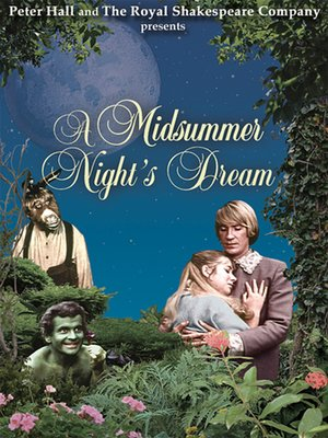 cover image of Midsummer Nights Dream