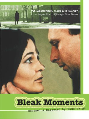 cover image of Bleak Moments