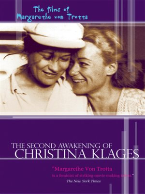 cover image of The Second Awakening of Christa Klages