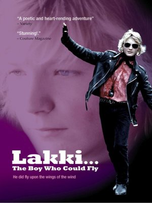 cover image of Lakki the boy who Could Fly