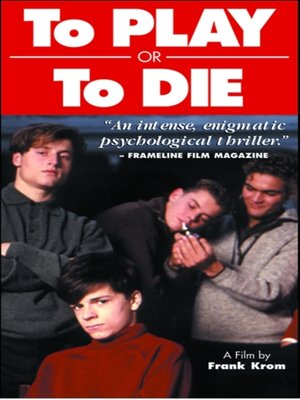 cover image of To Play or To Die
