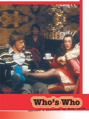 cover image of Who's Who
