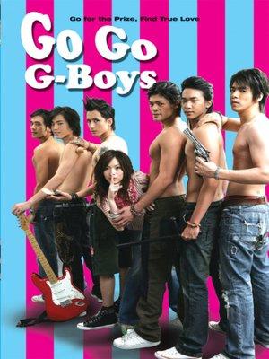 cover image of Go Go G-Boys