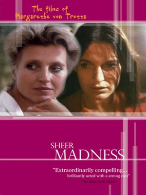 cover image of Sheer Madness