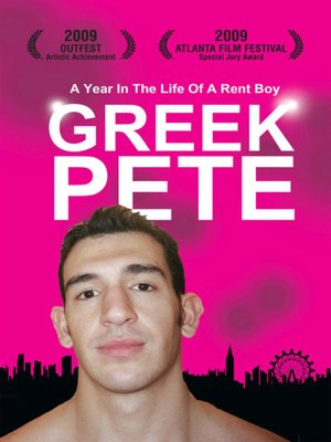 cover image of Greek Pete