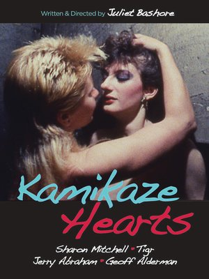 cover image of Kamikaze Hearts
