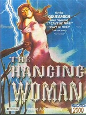 cover image of The Hanging Woman