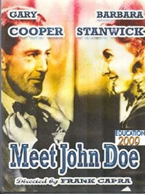 cover image of Meet John Doe