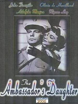cover image of The Ambassador's Daughter