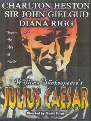 cover image of William Shakespeare's Julius Caesar