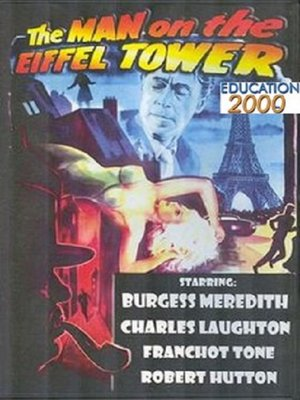 cover image of The Man on the Eiffel Tower
