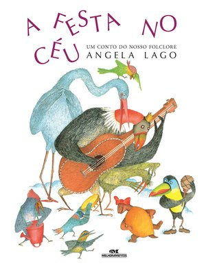 cover image of A festa no céu