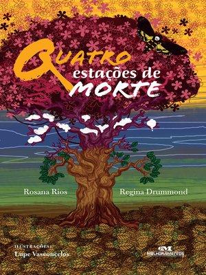 cover image of Quatro Estações de Morte