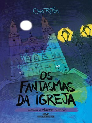 cover image of Os Fantasmas da Igreja