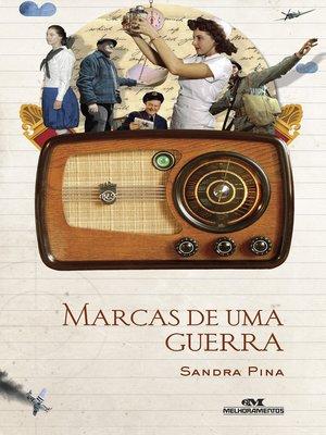 cover image of Marcas de uma Guerra