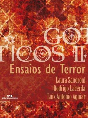 cover image of Ensaios de Terror