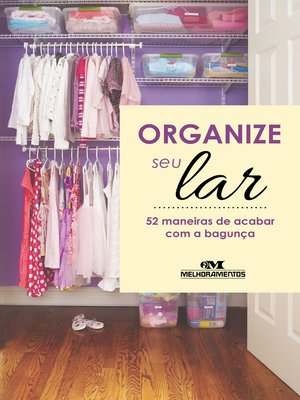 cover image of Organize seu Lar