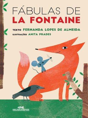 cover image of Fábulas de La Fontaine