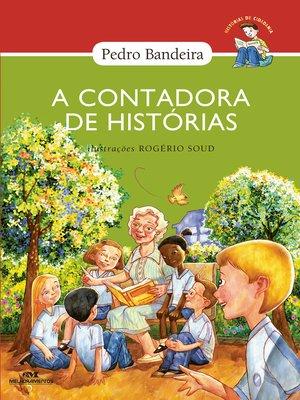 cover image of A Contadora de Histórias