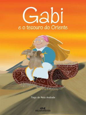cover image of Gabi e o Tesouro do Oriente