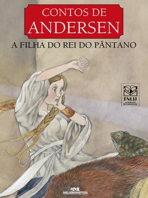 cover image of A Filha do Rei do Pântano