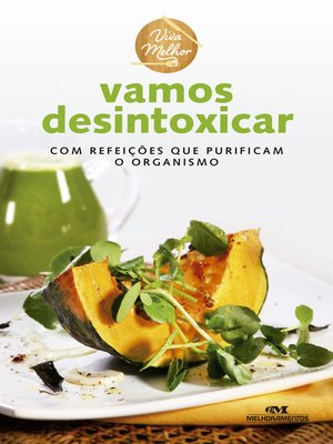 cover image of Vamos Desintoxicar