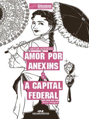 cover image of Amor por Anexins & A Capital Federal