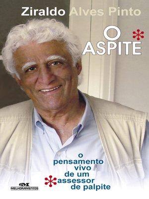 cover image of O Aspite