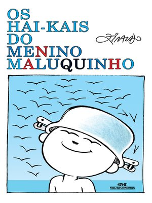 cover image of Os Hai-kais do Menino Maluquinho