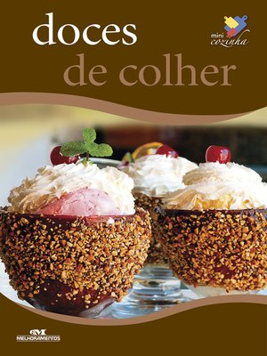 cover image of Doces de Colher