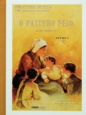 cover image of O Patinho Feio