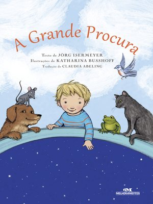 cover image of A Grande Procura